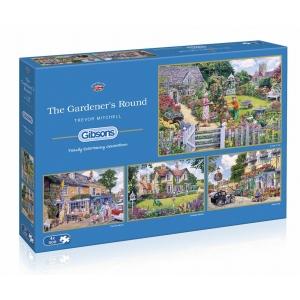 Gibsons The Gardeners Round – Trevor Mitchell