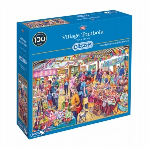 Gibsons Village Tombola