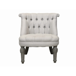 Armchair French Linen