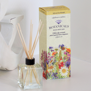 Botanicals Reed Diffuser Kit Wildflower 200ml
