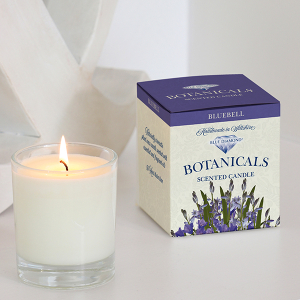 Botanicals Candle Bluebell 30cl