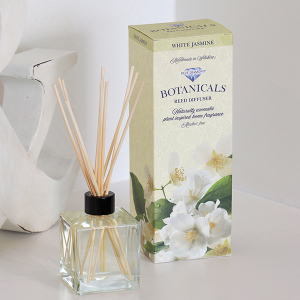 Botanicals Reed Diffuser Kit White Jasmine 200ml