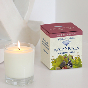 Botanicals Candle Fig+Grape 30cl