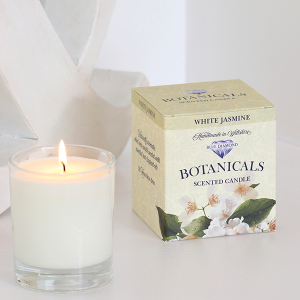 Botanicals Candle White Jasmine 30cl