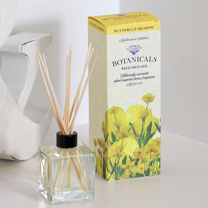 Botanicals Reed Diffuser Kit Buttercup Meadows 200ml
