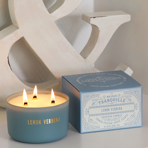 Maison Tranquille Candle Lemon and Verbana