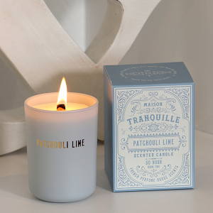 Maison Tranquille Candle Patchouli and Lime