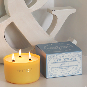 Maison Tranquille Candle Sweet Rose