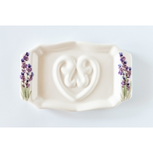 Soap Holder Flat Lavender