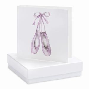 Earrings Ballet Slippers
