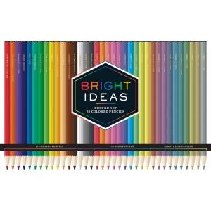 Bright Ideas Deluxe Colouring Pencils