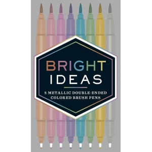 Bright Ideas Colouring Brush Pens