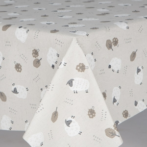 Table Cloth Loneta Baa