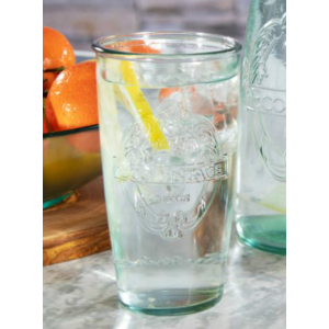 Ecovintage Tumbler 400Ml Clear