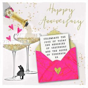Love Letter Happy Anniversary