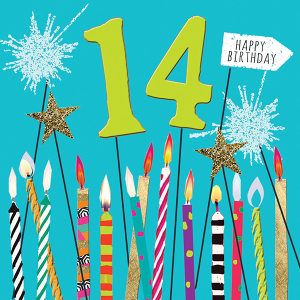 Age 14 Candles