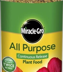 Miracle Gro Continuous Release All Purpose Plant Food 1kg