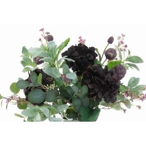 Purple Passion Bouquet In Ceramic Vase