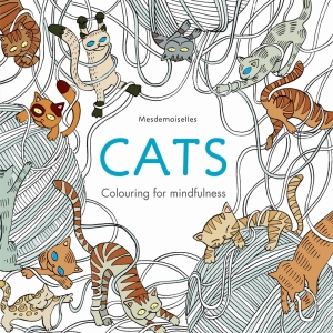 Cats Colouring Book