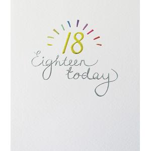 Mimosa 18th Birthday
