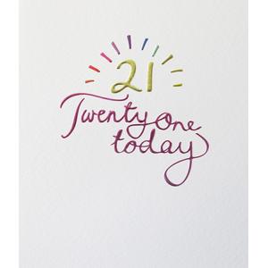 Mimosa 21st Birthday
