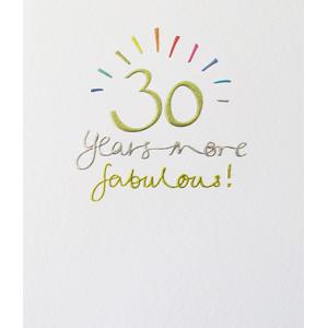 Mimosa 30th Birthday