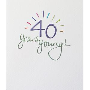 Mimosa 40th Birthday