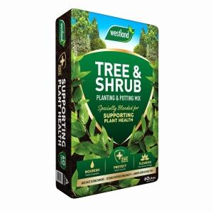 Tree And Shrub Compost 60L