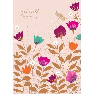 Sara Miller Get Well Soon Flowers