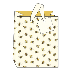 Bees Medium Gift Bag