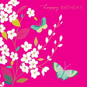 Sara Miller Butterflies Blossom