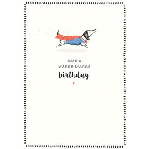 Frank Super Duper Birthday