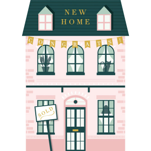 3D New Home Card
