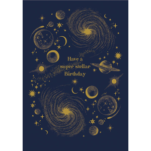 Infinity Super Stellar Birthday
