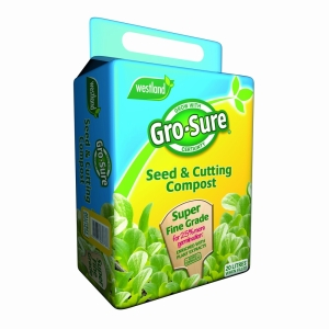 Gro Sure Seed And Cutting Compost 20L