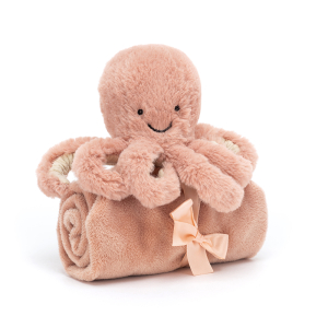 Jellycat Odell Octopus Comforter