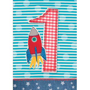 Age 1 Rocket
