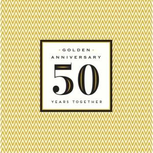 Golden Anniversary Pattern