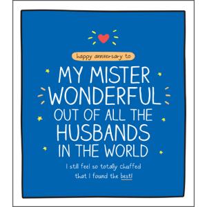 Anni Husband Mister Wonderful