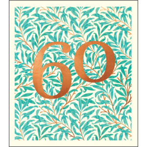 60 William Morris Pattern