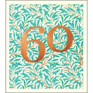 60 William Morris Pattern