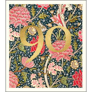 90 William Morris Pattern
