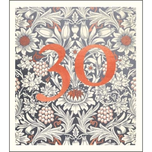 30 William Morris Pattern