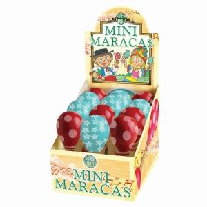 Mini Maracas Assorted