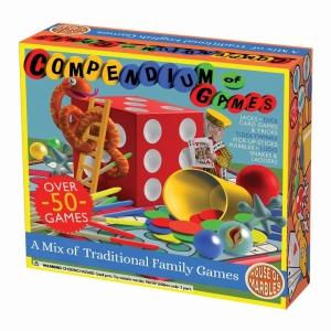 Junior Compendium Of Games