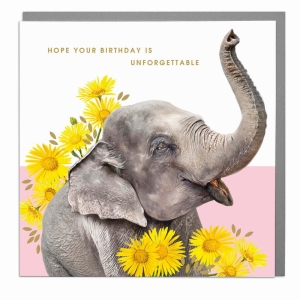 Have an unforgettable birthday greeting card by Lola Design