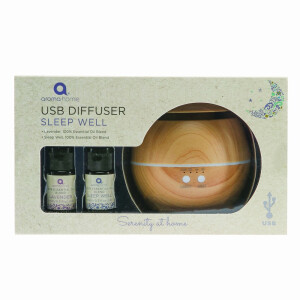 Usb Diffuser With Essential Oils