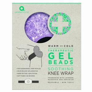 Essentials Soothing Gel Knee Warmer Lavender