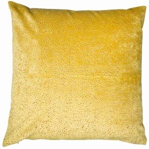 Bingham Cushion Silver Mustard