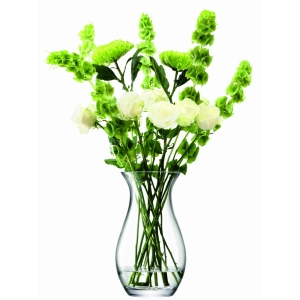 Flower Grand Posy Vase Clear
